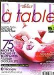 Elle � table n�59 : 75 recettes facil...