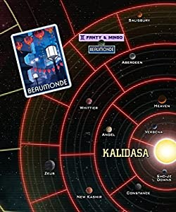 Firefly Gale Force Nine The Kalidasa Expansion Board Game