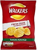 Walkers Tomato Ketchup 32.5 g (Pack of 48)