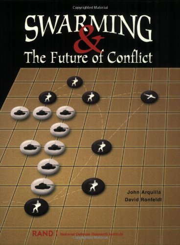Swarming and the Future of Conflict (Mr (Rand Corporation), Db-311-Osd.)