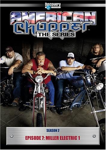 American Chopper Season 2 - Episode 7: Miller Electric 1