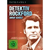 "Detektiv Rockford - Staffel 1.1 [4 DVDs]von ""James Garner"""