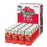 伊藤園 理想のトマト (缶) 190g×20本 ×2セット