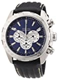 Festina Men's Quartz Watch Sport Chronograph F16489/8 with Leather Strap