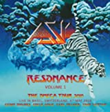 Asia - Resonance - Live In Basel Switzerland Vol 1 Vinyl 2-LP Import 2013 (PRE-ORDER 5-27)