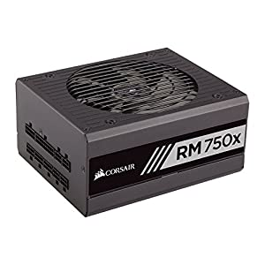 Corsair CP-9020092-UK RM750X 750 W ATX/EPS Fully Modular Power Supply Unit