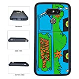 BleuReign(TM) The Mystery Machine Van TPU RUBBER SILICONE Phone Case Back Cover For LG G5