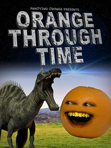 Annoying Orange Through Time #1