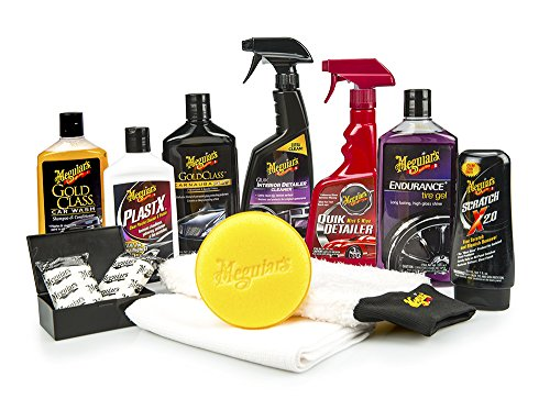 Meguiar's G55032 Complete Car Care Kit