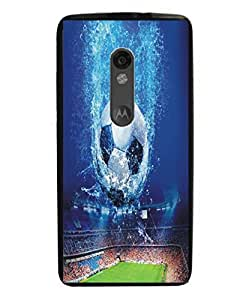 Techno Gadgets Back Cover for motorola Xplay