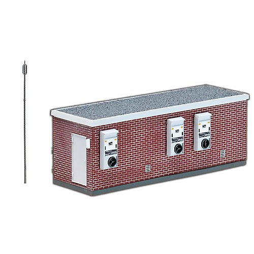 HO KIT Electrical Signal Switch Building