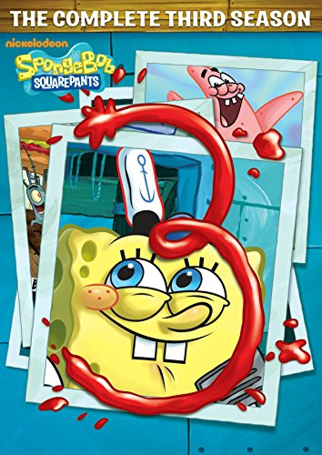 SpongeBob SquarePants - The Complete 3rd Season (Spongebob Dvd Season compare prices)