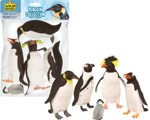 Polybag Penguin Collection 5 Pieces