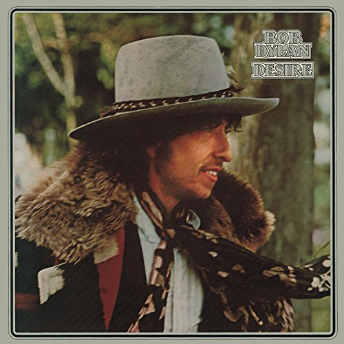CD : Bob Dylan - Desire (Remastered, Reissue)
