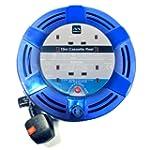 Masterplug MCT1010/4BL-MP 10 m 10 A 4...