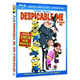 Despicable Me (Limited Time Blu-Ray Combo)by Steve Carrell