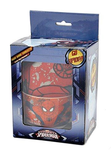 Spider Man - Tazza con Tovaglietta