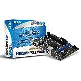 MSI H61M-P31/W8 Carte mère Intel Micro ATX Socket 1155