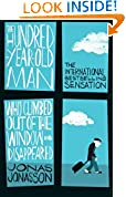 The Hundred-Year-Old Man Who Climbed Out of the Window and Disappeared by Jonas Jonasson book cover