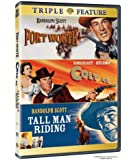 Colt 45 & Tall Man Riding & Forth Worth [Import USA Zone 1]