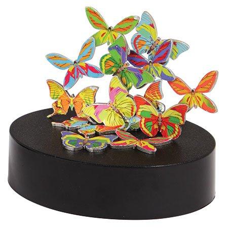 Magnetic Sculpture Butterflies Toy - 1