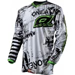 O'Neal Racing Element Toxic Men's Motocross/OffRoad/Dirt Bike Motorcycle