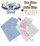 NONAKA ( ノナカ )  ONE PIECE x HELLO KITTY  ポリッシングクロス(ホワイト) ワンピースチョッパー&キティ キャラクター 楽器用クロス!