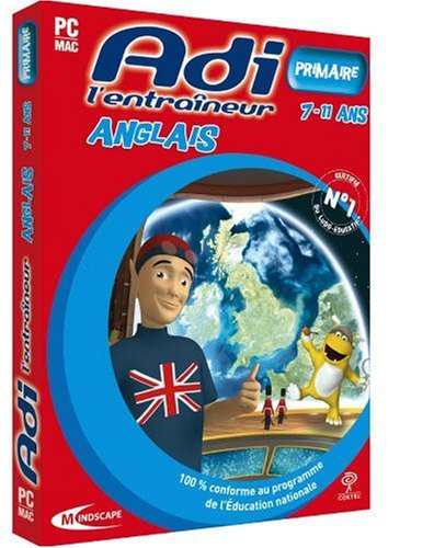 Adi Anglais Primaire 2009/2010 (vf - French software)