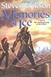 Memories of Ice (The Malazan Book of the Fallen, Book 3) (0765310031) by Erikson, Steven