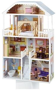 KidKraft 65023 - Puppenhaus Savannah