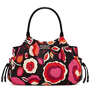 Kate Spade York Giza Stevie Baby Bag (Flame)