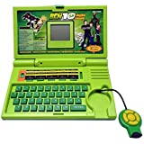 Treemz-Ben 10 English Learner/Education Laptop For Kids 20 Activities