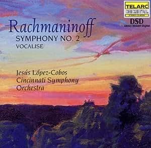 Symphony No 2 / Vocalise Op 34 No 14