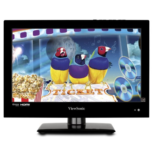 51BqPUNttIL ViewSonic VT1601LED 16 Inch 720p 60Hz LED lit TV (Black)
