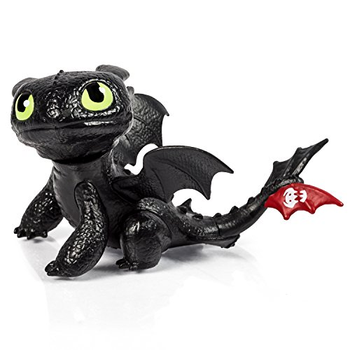 DreamWorks Dragons, Mini Dragons Figure, Toothless