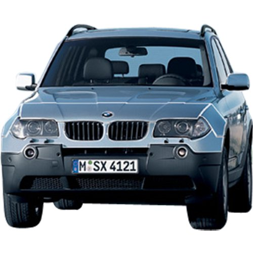 BMW Clear Protective Covering Bumper Covering - X3 SAV 2007-2010