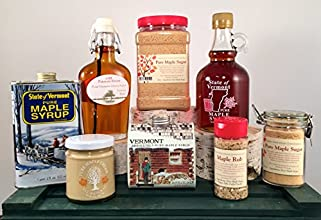Pure Vermont Maple Syrup Package
