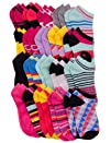 20 Pairs of Ankle Socks in Many Colors