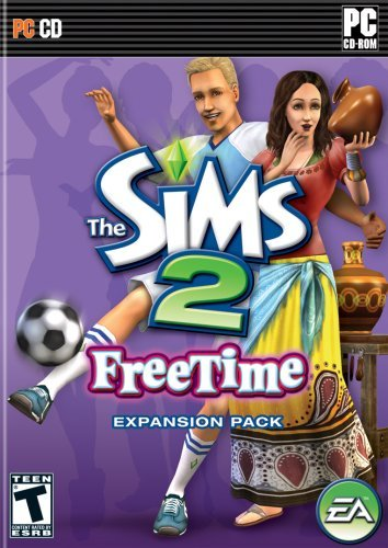 The Sims 2: FreeTime Expansion Pack by Electronic Arts (Sims 2 Freetime compare prices)