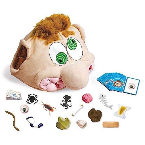 IMC Toys - Gastón cabezón, juego infantil (007543) versión en italiano