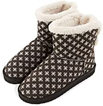 Vera Bradley Cozy Booties in Mini Concerto Medium