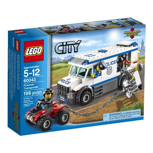 Lego City Police 60043 Prisoner Transporter