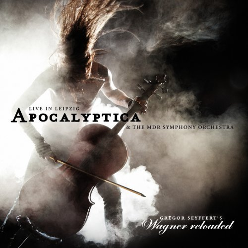 Wagner Reloaded / Live in Leipzig by Apocalyptica (2013) Audio CD