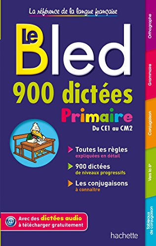 le-bled-900-dictees-primaire