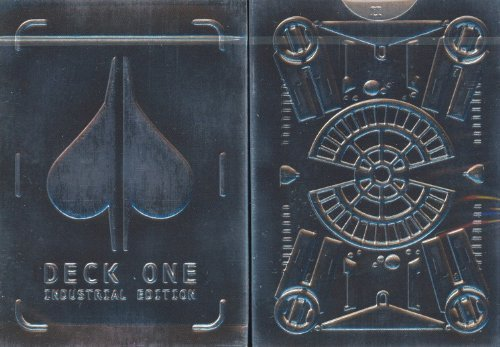 Deck One Industrial Playing Cards V2