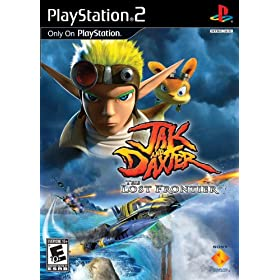 Jak & Daxter: The Lost Frontier: Playstation 2