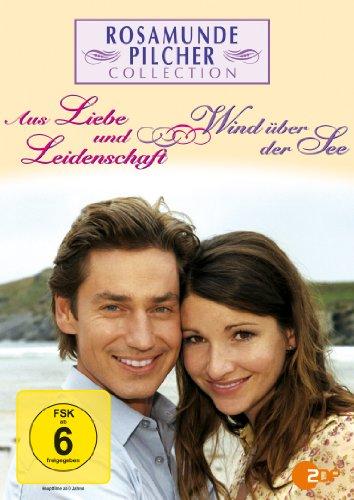 Rosamunde Pilcher: Aus Liebe und Leidenschaft / Wind über der See [2 DVDs]