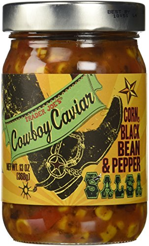 Trader Joe's Cowboy Caviar (Trader Joes Corn Salsa compare prices)