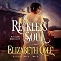 A Reckless Soul: Secrets of the Zodiac Audiobook by Elizabeth Cole Narrated by Marian Hussey