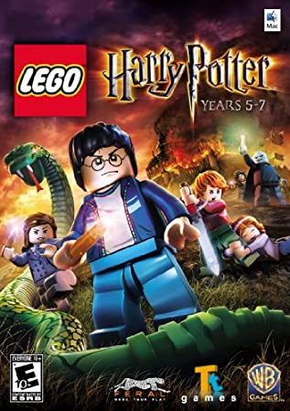 LEGO Harry Potter: Years 5-7 [Mac Download]